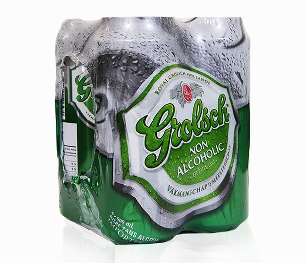 Shrink Wrap Grolsch
